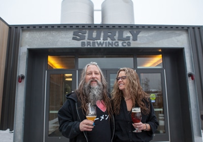 Surly's Head Of Brewing Operations Todd Haug Retires