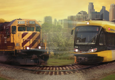 Will Railroad, Govt Dispute Derail Southwest LRT?