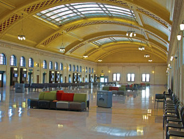Union Depot's Open, But Trains Remain A Long Way Off