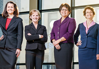 Culture Matters When Attracting Female Executives