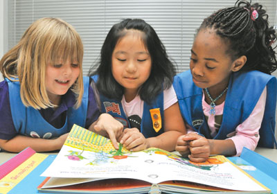 Today's Girl Scouts, Tomorrow's Business Leaders