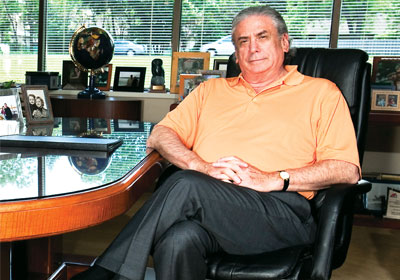 Irwin Jacobs Gets Back in the Boat