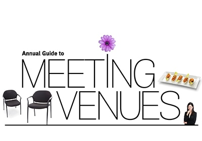 2015 Annual Guide To Meeting Venues