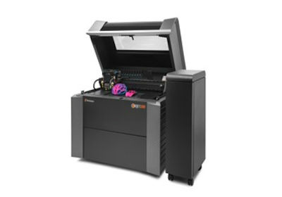 Stratasys Printer First To Mix Color And Multiple Materials