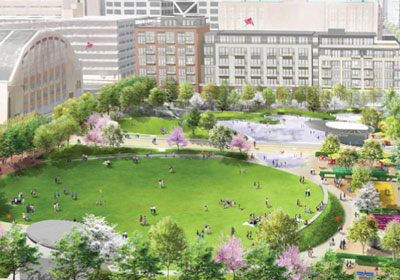 Vikings To Give $2M To Commons Park Construction