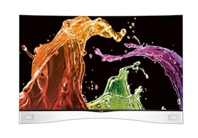 Best Buy Sells New $15K Curved LG TV
