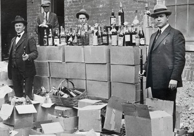 Top Tickets: American Spirits, The Rise and Fall of Prohibition