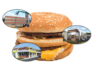 Fast-Food Facilities Made Fast