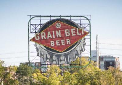 Grain Belt Beer Sign Could Light Up Once Again