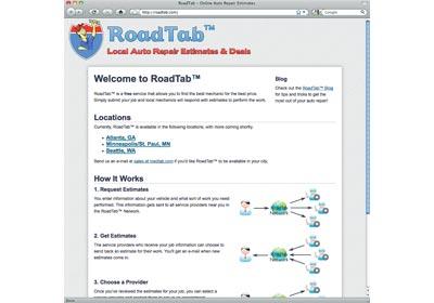RoadTab Automates Car Repairs