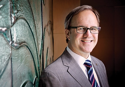 Ecolab CEO Doug Baker Jr. Named TCB's 2017 Person of the Year