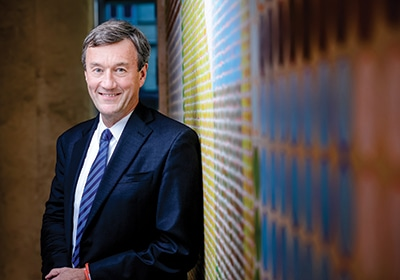 2014 Person Of The Year: Mayo Clinic President And CEO John Noseworthy