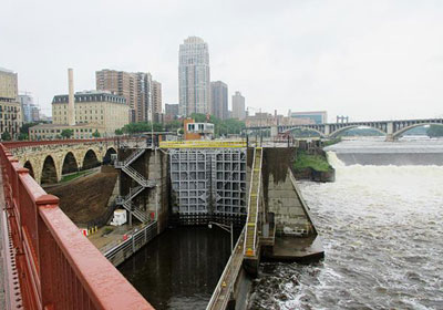 Proposal For Turbines At St. Anthony Falls Is Already Generating Plenty Of Opposition