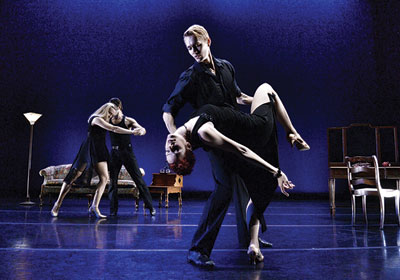 Arts Picks: Zenon Dance Co.