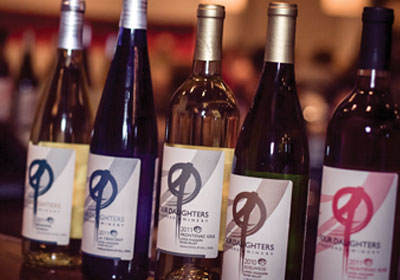 Minnesota Winery Finds Niche In Entertainment Industry
