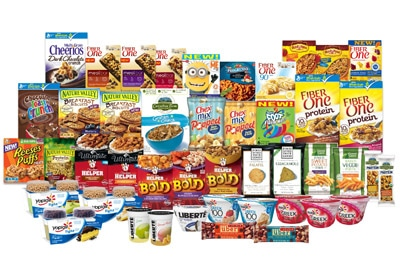 General Mills Debuts 50 New Products