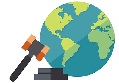 Think Globally, Act Legally