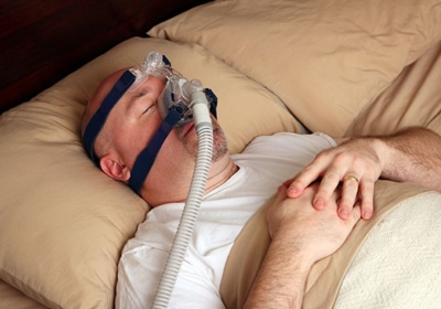 Report: If You Suffer From Sleep Apnea, Don't Buy A Breathing Device Online