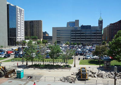Why Does Downtown Minneapolis Still Have A Lot Of Surface Parking Lots? It's Complicated