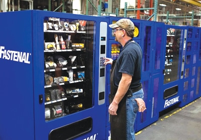 Fastenal Ends 2012 on Strong Note; Sales, Earnings Up
