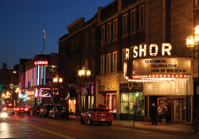 The NorShor Theatre Is Ready For Its Makeover