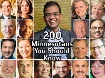 200 Minnesotans You Should Know: 2010 Edition
