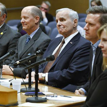 Party Leaders All Smiles During Preview of 2018 Minnesota Legislature