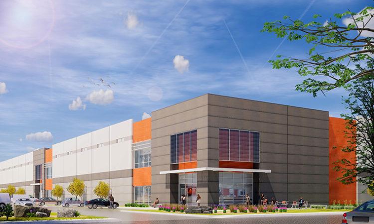 Hyde, Mortenson Developing Massive Industrial Space in Denver Area