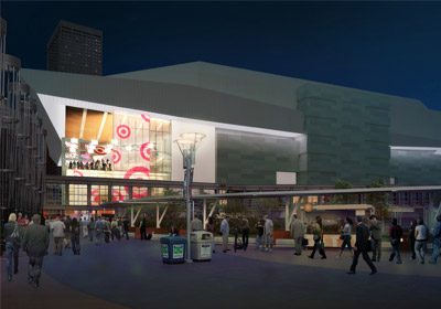 Mpls. To Cover Half Of $97M Target Center Facelift