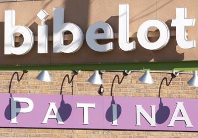 Bibelot and Patina: The Tchotchke Twins