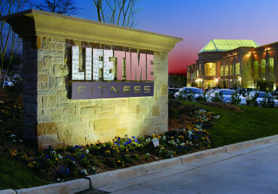 Life Time Fitness Wipes Cable News from Gym TVs