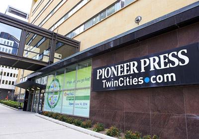 The St. Paul Pioneer Press Shrinks Toward An Uncertain Future