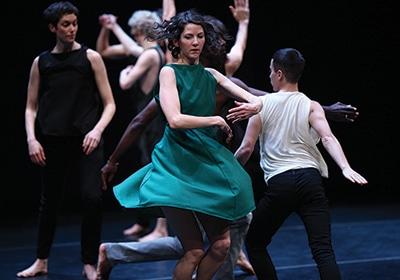 Arts Picks: Tere O'Connor Dance: BLEED