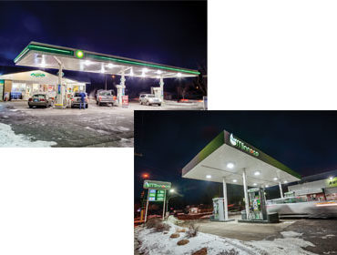 A Tale Of Two Gas Stations