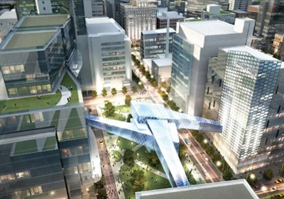 Potential Mixed-Use Projects Announced For DMC Discovery Square District