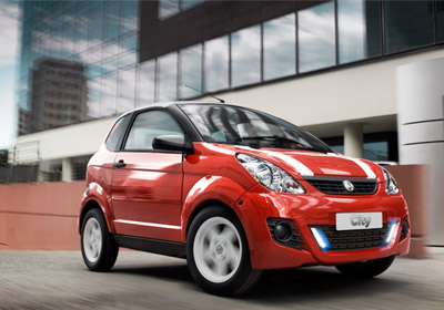 Polaris Acquires French Maker of Small Vehicles