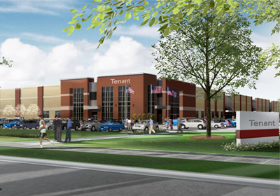 """Local Developer Plans Two New """"Spec"""" Industrial Projects"""