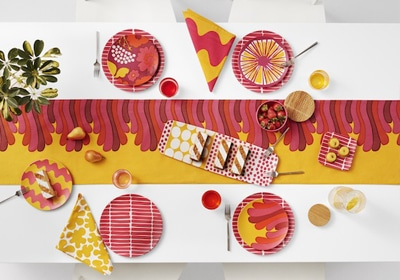 Target Unveils Design Partnership With Finnish Brand Marimekko