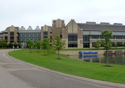 Lower Tax Burden, Expenses Boost Medtronic To 13 Percent Profit Growth