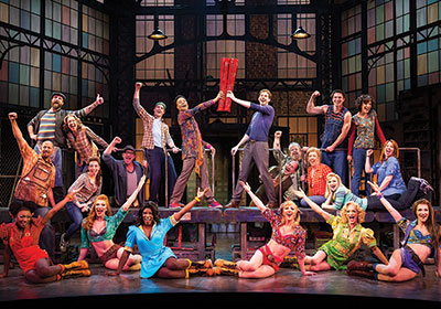 Top Tickets: Kinky Boots