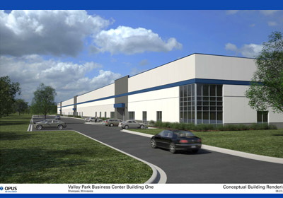 """""""Spec"""" Industrial Real Estate Projects Make A Comeback"""