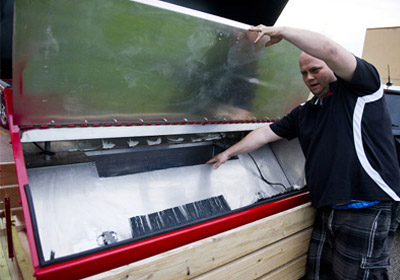 So Long Zamboni? MN Man Invents A Roomba For Rinks