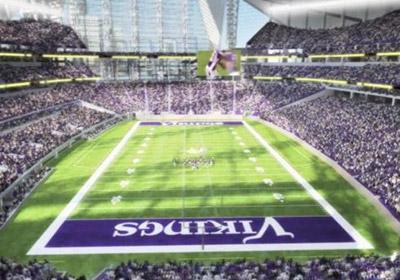 SMG Chosen To Run Vikings Stadium
