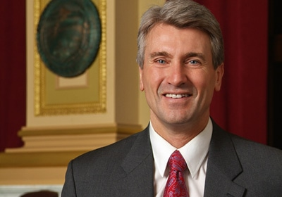 Rybak Pitches 2013 Budget, Aims to Boost Police Funding