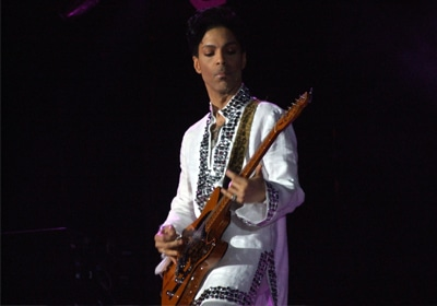 Prince Exhibit With Never-Before-Shown Items Opens At Mall Of America