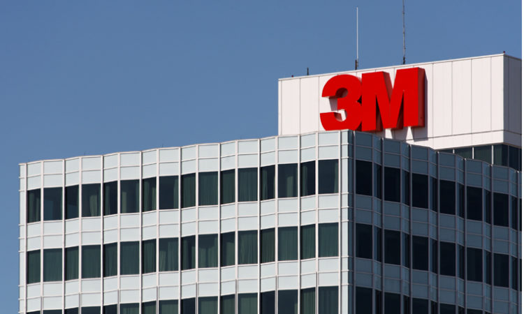 3M Receives $230 Million Offer on Gas and Flame Detection Unit