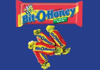 Pearson's Acquires Iconic Bit-O-Honey Brand from Nestle