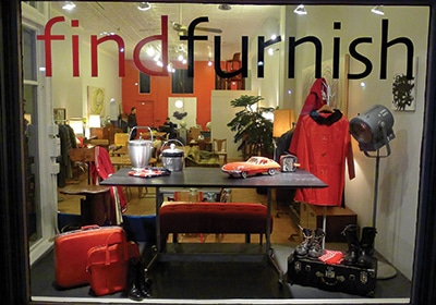 FindFurnish Enjoying Vintage Goods Boom