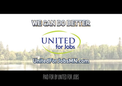 MN Biz Groups Launch Ads Criticizing Dayton's Tax Plan