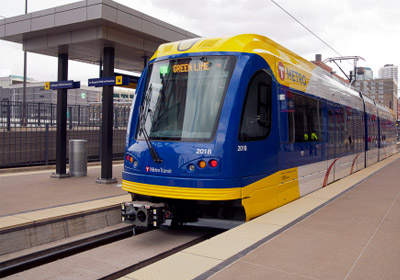Video: Watch A Time-Lapse Trip On The Green Line LRT